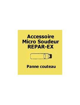 PANNE COUTEAU MICRO SOUDEUR REPAR-EX