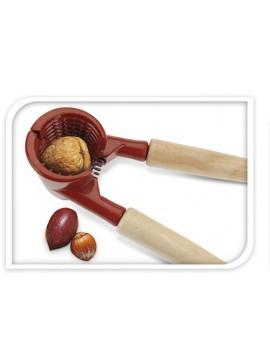 Casse noix-noisettes conique manche en bois