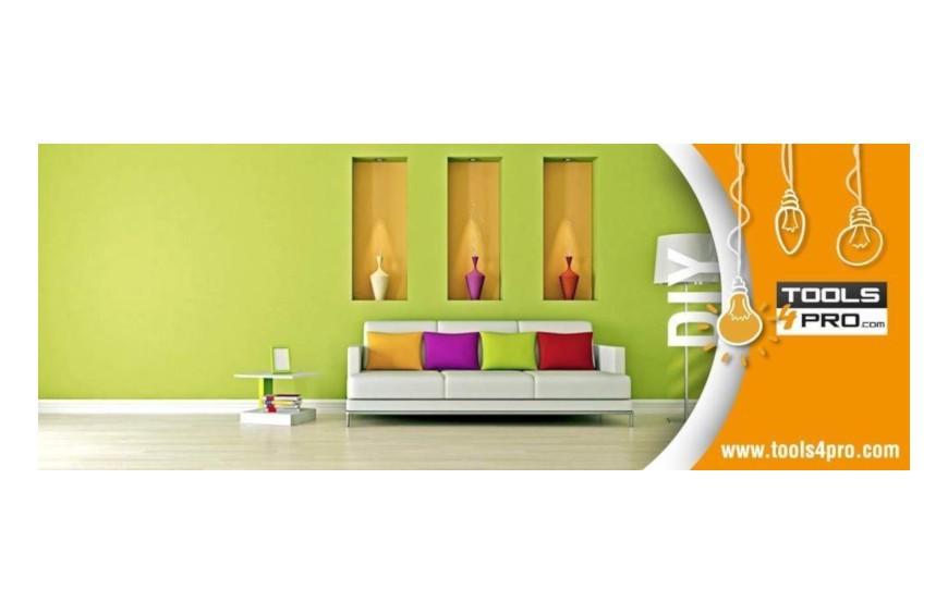 Voici 9 effets de peinture irrésistibles pour embellir votre maison